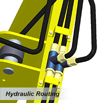 hydraulic-routing